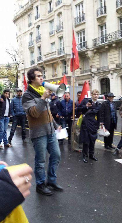 Paris : Rassemblement de soutien au peuple Rifain. K-Direct - Actualité