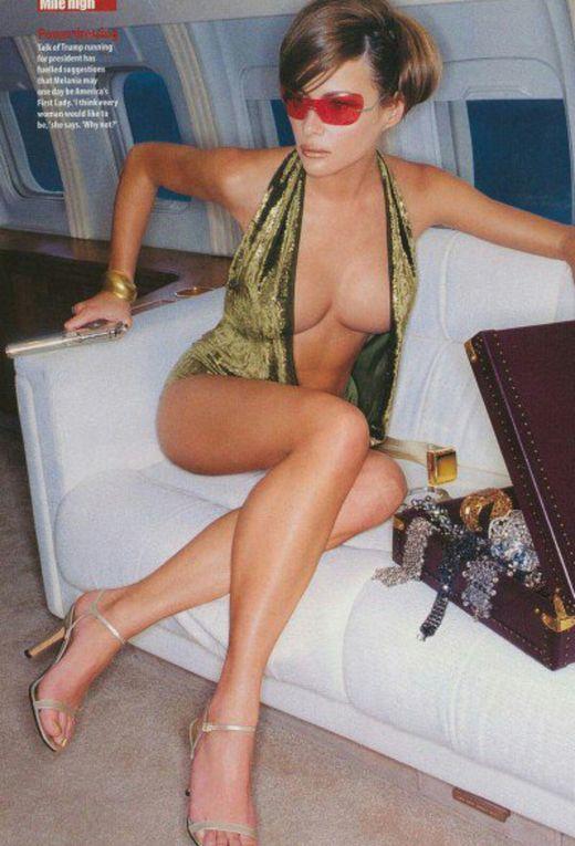 People : Qui est Melania Trump, la première dame des USA. K-Direct - Actualité