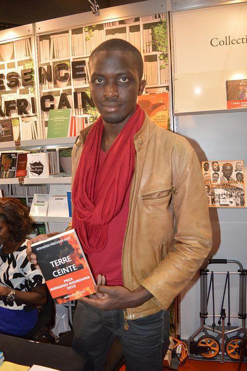 Entretien avec le Lauréat du prix Ahmadou-Kourouma