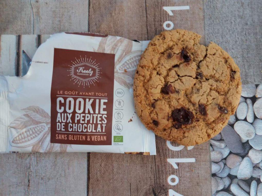 Des cookies Végan !!!!