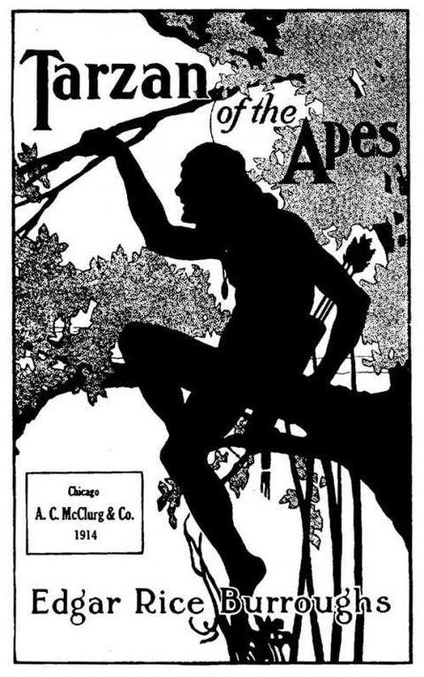 Tarzan, Seigneur de la Jungle - Edgar Rice Burroughs
