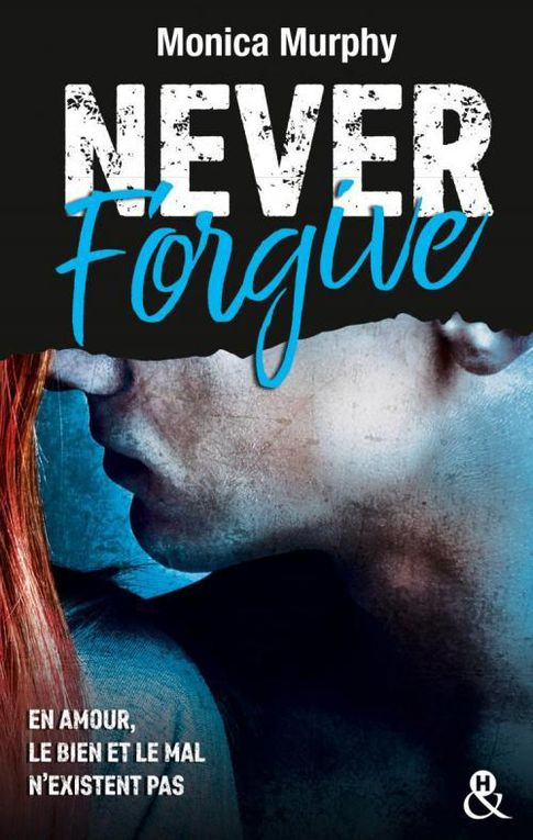 Never Forget, Never Forgive - Monica Murphy