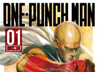 One Punch-Man - Yusuke Murata