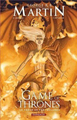 A game of thrones - George R.R Martin, Daniel Abraham Tommy Patterson