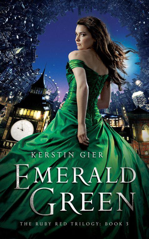 La Trilogie des Gemmes T03 : Vert Emeraude - Kerstin Gier