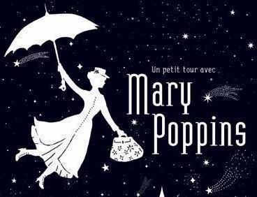 un petit tour avec Mary Poppins - Hélène Druvert