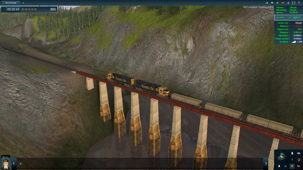 Simulateur ferroviaire Trainz A New Era et Trainz Driver 2016