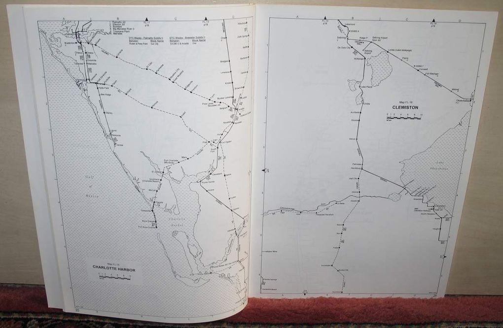 SPV's Comprehensive Railroad Atlas of North America Southeast