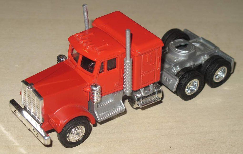 Camion américain compatible échelle O / O-27 Lionel