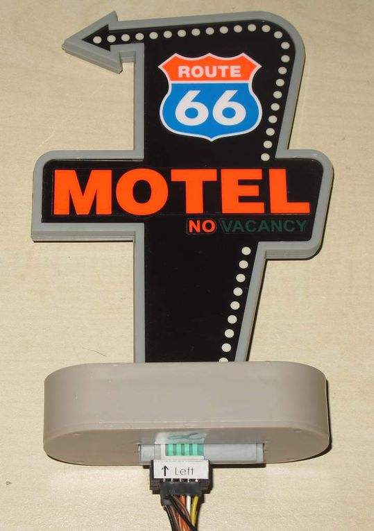 Motel Route 66 échelle O/O-27 Walthers