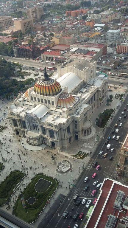 Castillo de Chapultepec, Musée d'anthropologie, et Centro Historico