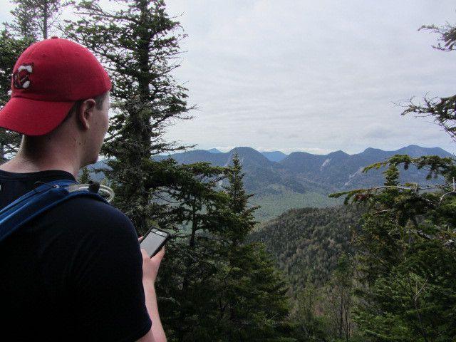 Ce weekend, j'ai gravi un ''high peak&quot&#x3B;