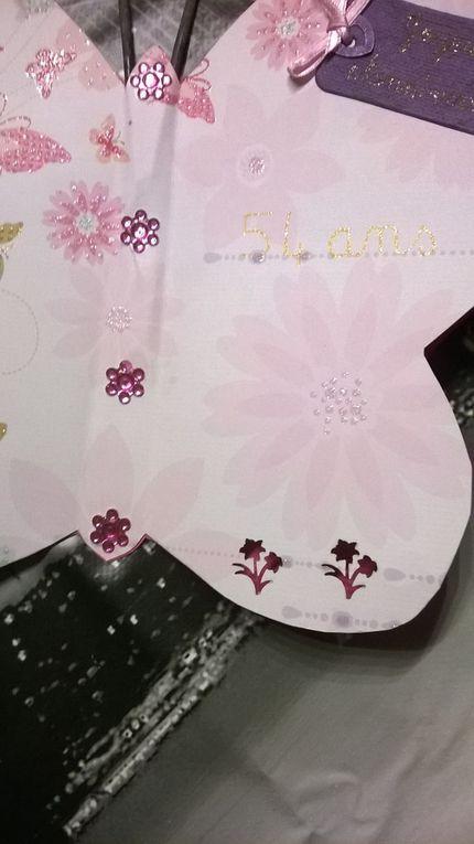 Cartes  &quot&#x3B;Papillons&quot&#x3B;