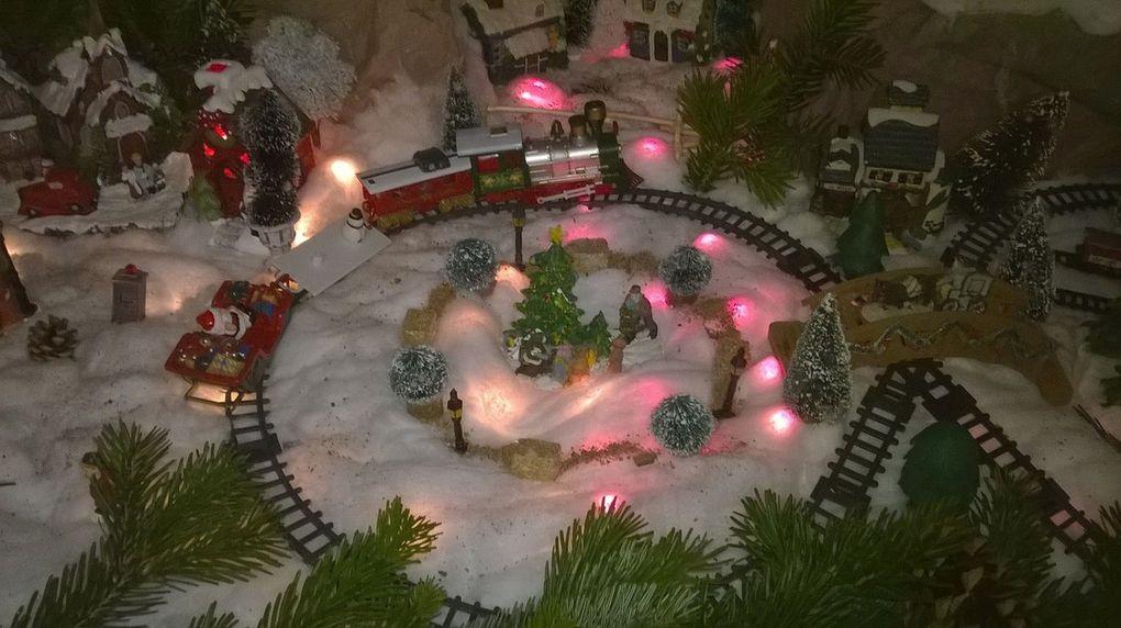 Village de Noël 2016