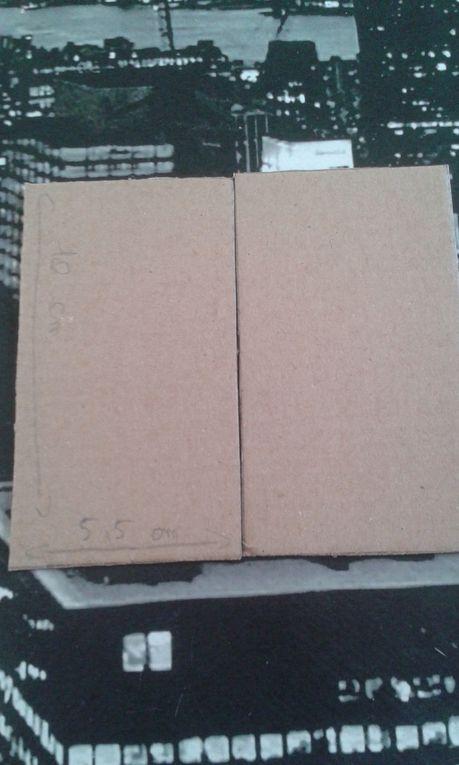 fabrication rangement bague avec des rouleaux de papier toilette