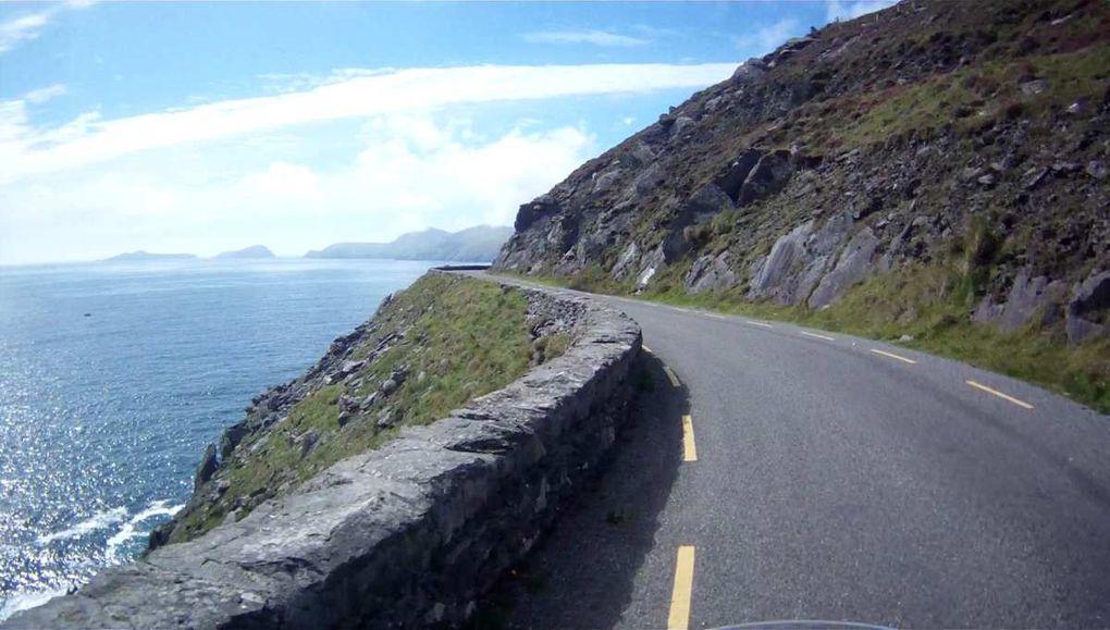 Routes irlandaises