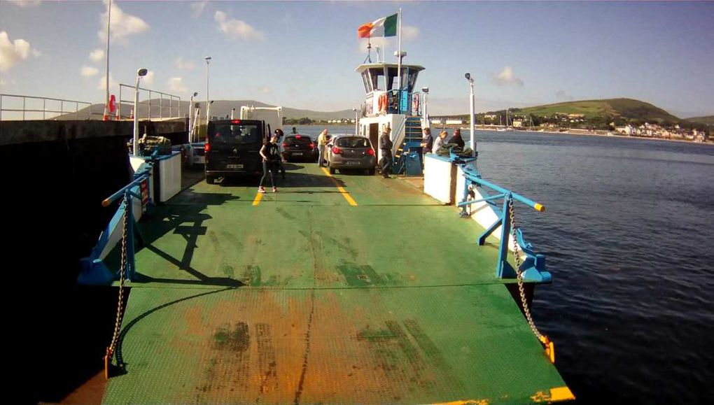 Ferry Valentia Islands