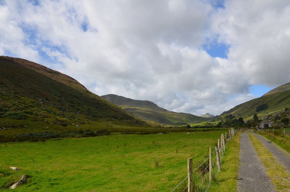 Black Valley et Molls Gap