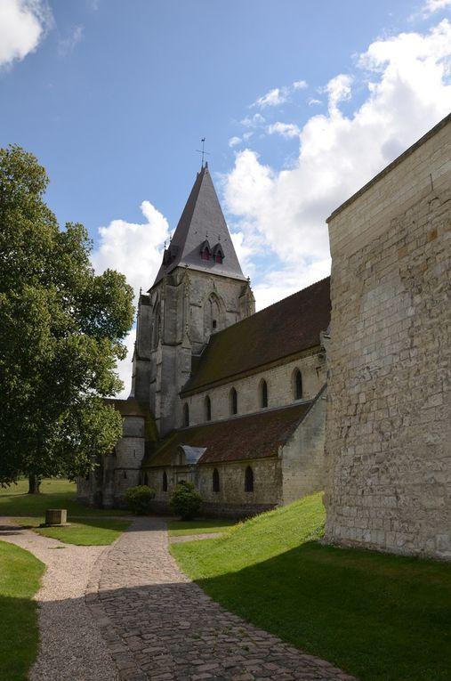 Le Château et le Presbytère de Picquigny