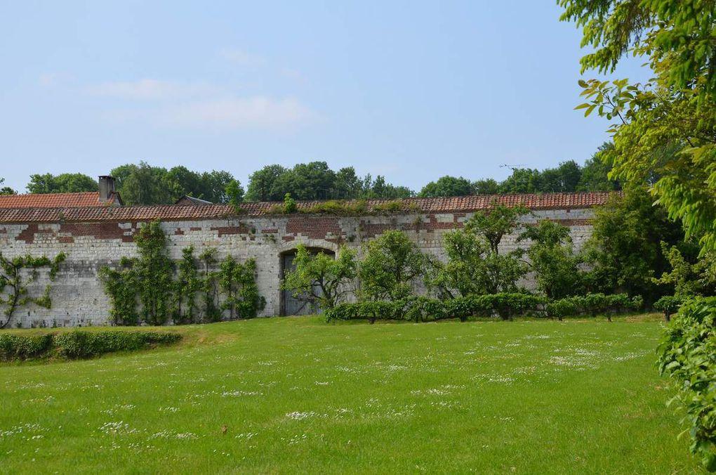 L'Abbaye de St Riquier