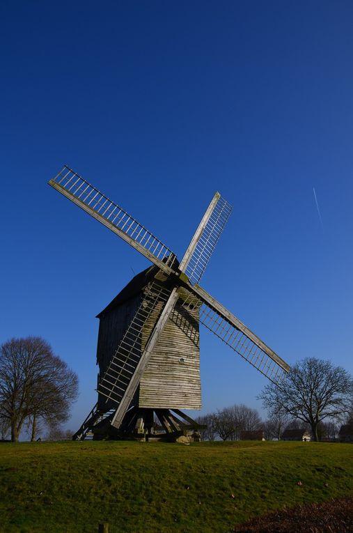 Le moulin de St Maxent