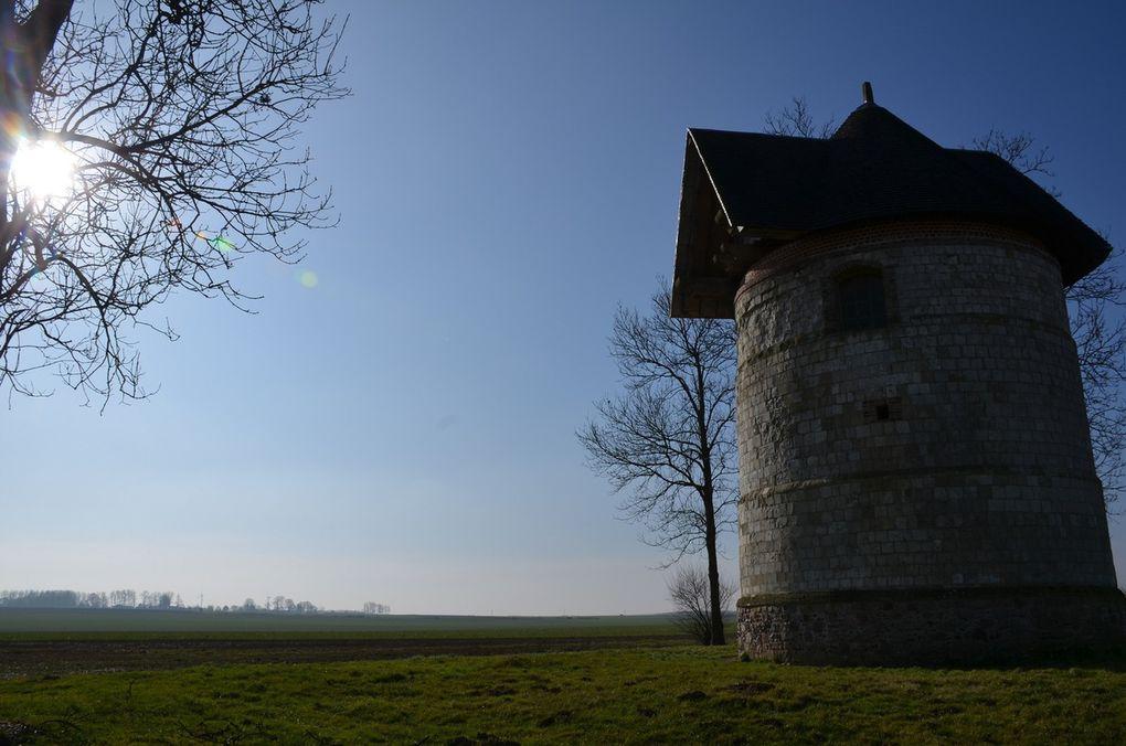 Le moulin de Bussus Bussuel