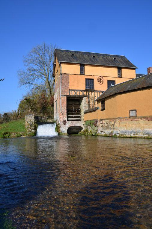 Le Moulin à eau de Roy Boissy