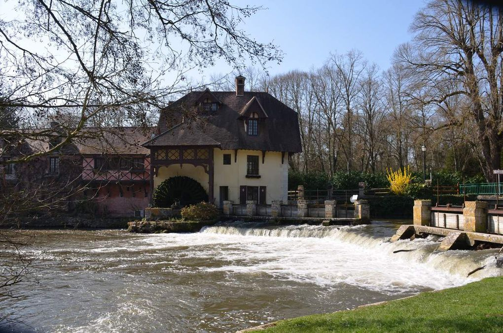 Le moulin de Fouges