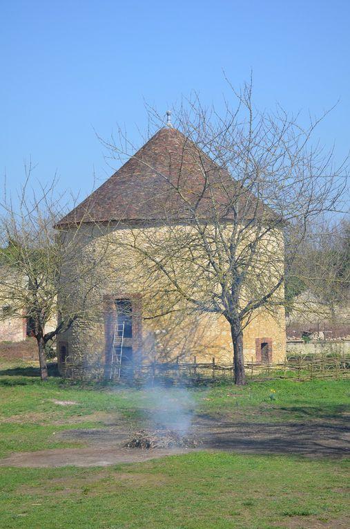 Le château de château sur Epte
