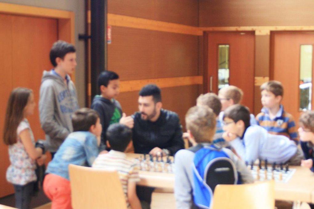 C'était le 20 mai - Challenge Haut-Rhin des jeunes, à Eschentzwiller
