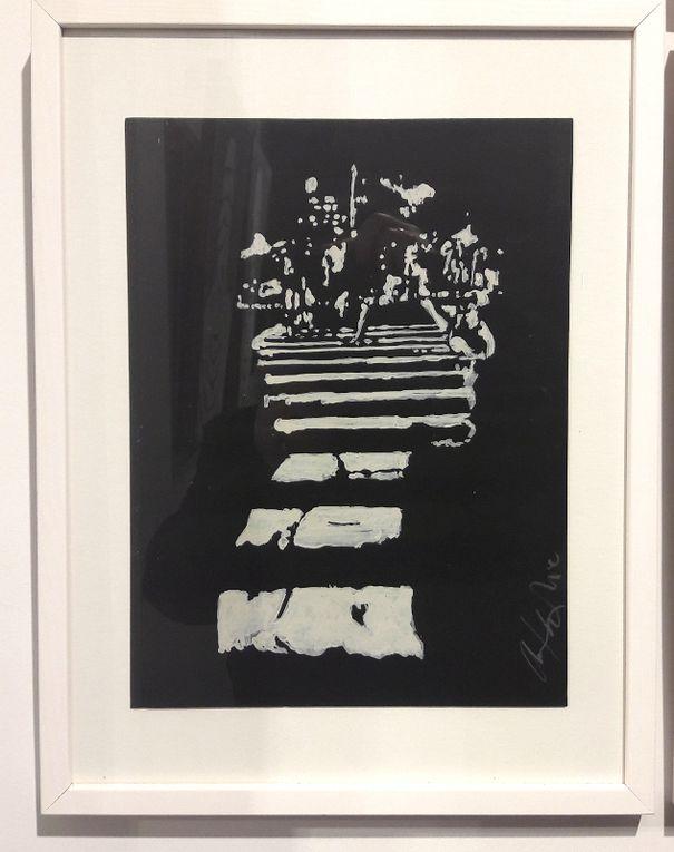 Expo &quot&#x3B; Inner Portraits &quot&#x3B; -2- CharlElie Couture - Retour sur le vernissage à la galerie Raison d'Art (59).