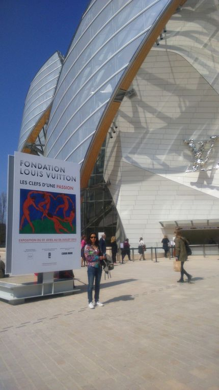 &quot&#x3B;Les Clefs d'une passion&quot&#x3B; à la Fondation Louis Vuitton
