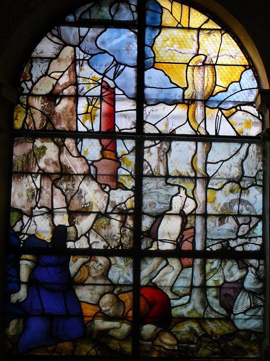 Eglise Saint-Etienne du Mont: la belle gothique