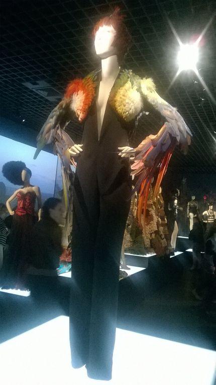 &quot&#x3B;Jean Paul Gaultier&quot&#x3B; au Grand Palais