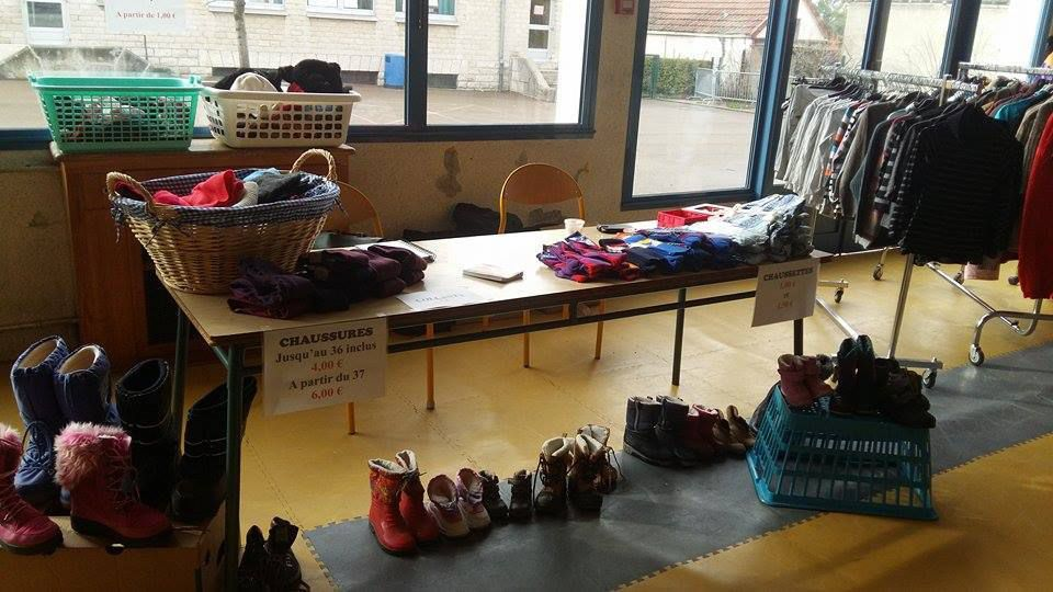 Photos bourse aux vêtements du 25/11/2016
