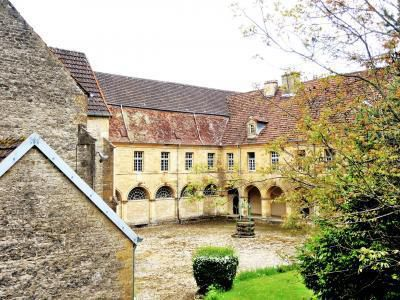 Château de VOLON, Moulin de TINCEY, Abbaye de LA ROCHE MOREY, CORNOT, VANNE gouliche, F.Laville.