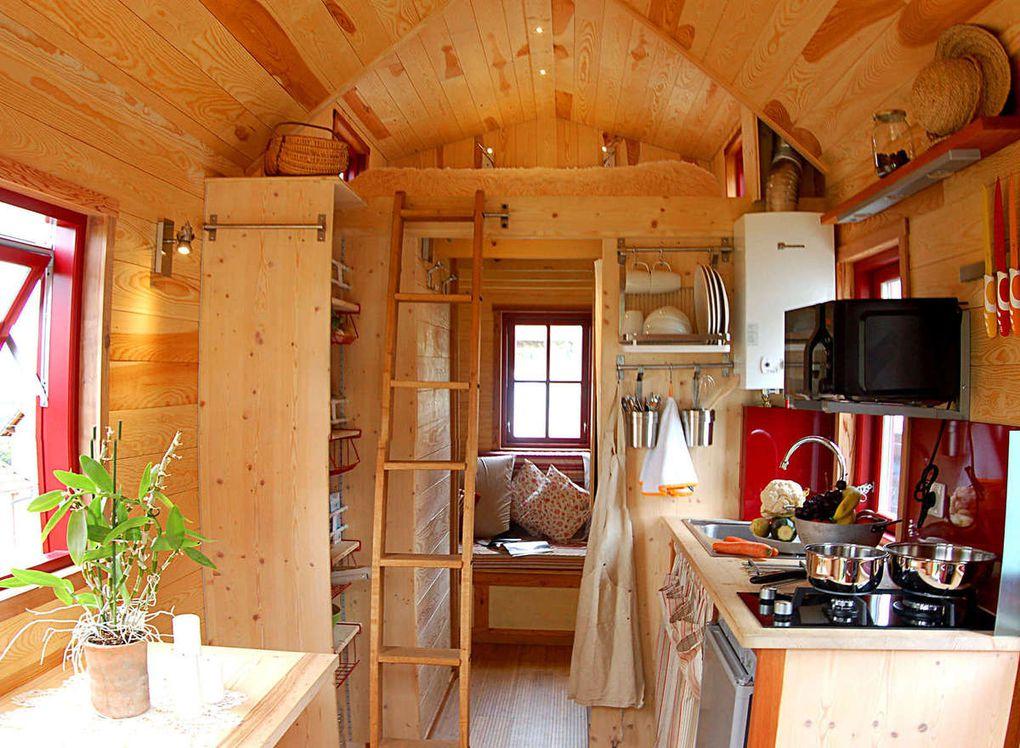 Tiny house : un autre mode de vie !