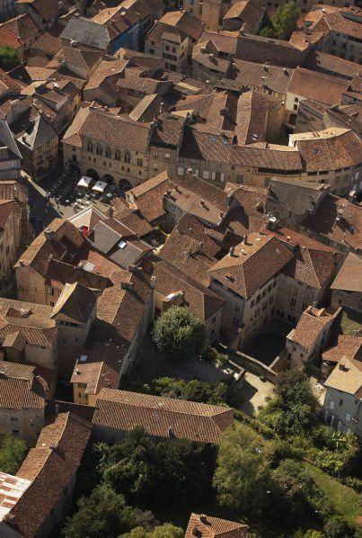 Figeac, la cité de Champollion
