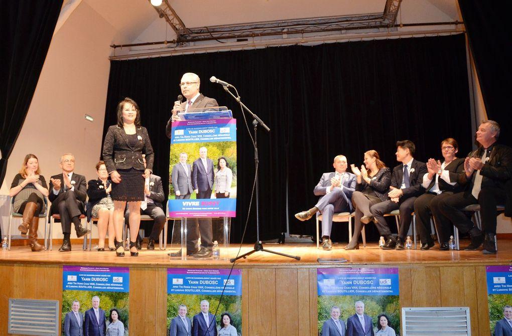 Diaporama de la réunion publique du 29 novembre