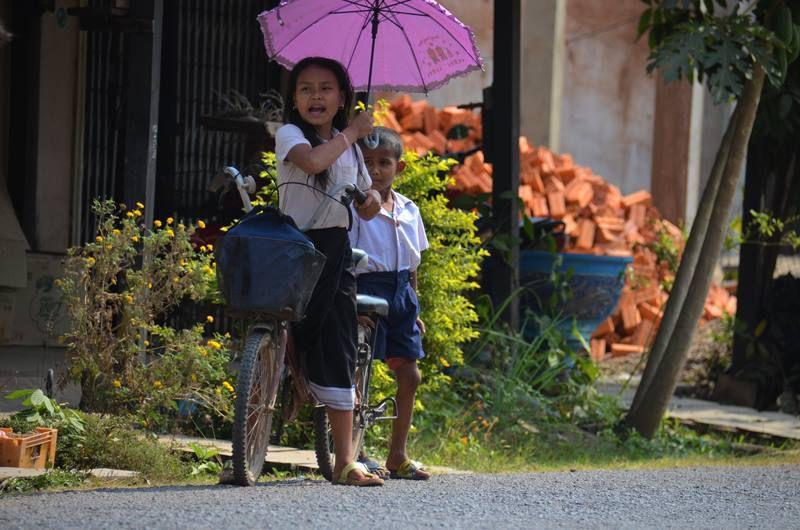 Jeunesse au Laos