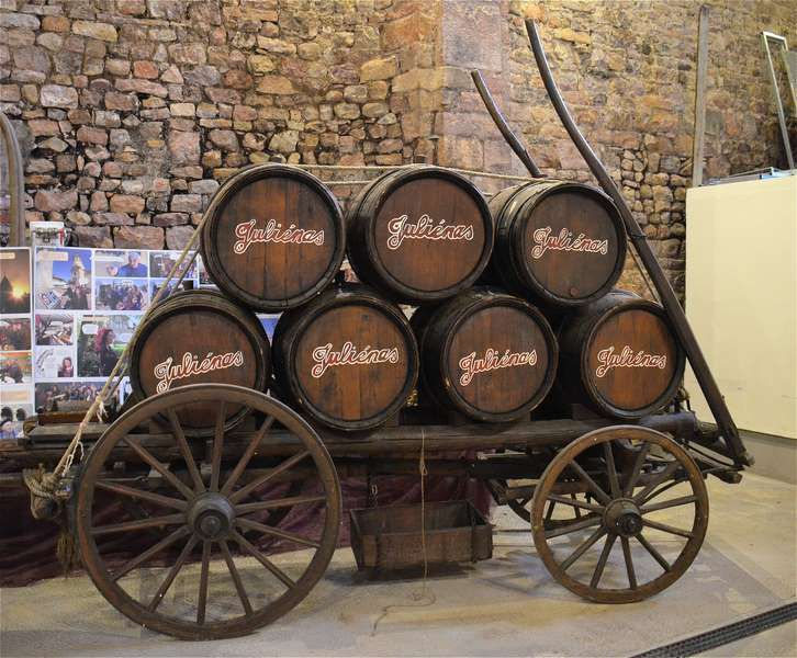 Beaujolais : Le Cellier de Juliénas