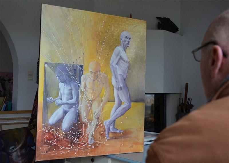 Laurette Landiech : artiste peintre