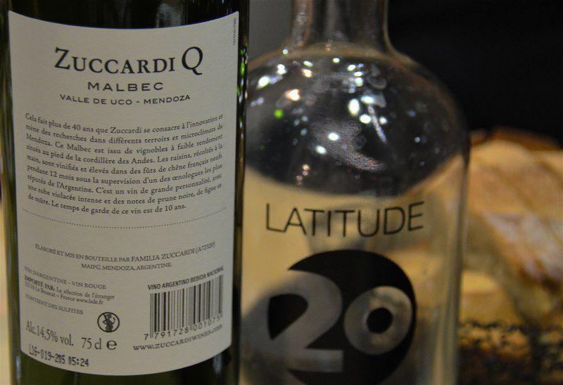 Latitude 20 : Soirée Vinoé