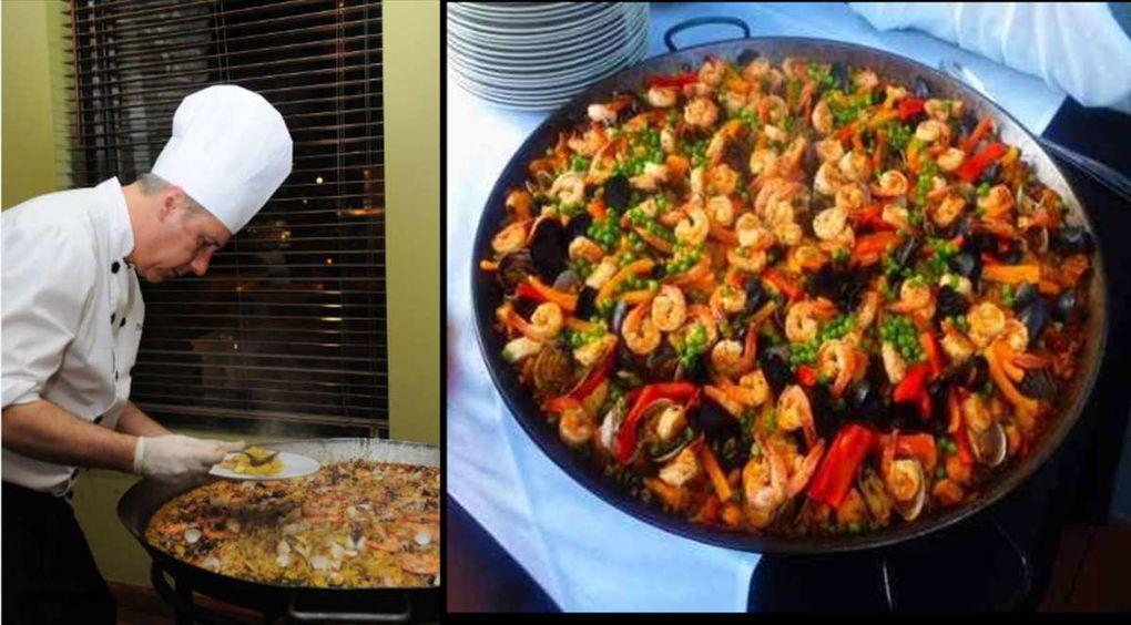 Tercer Festival Gastronómico Español en el Hotel Cottage