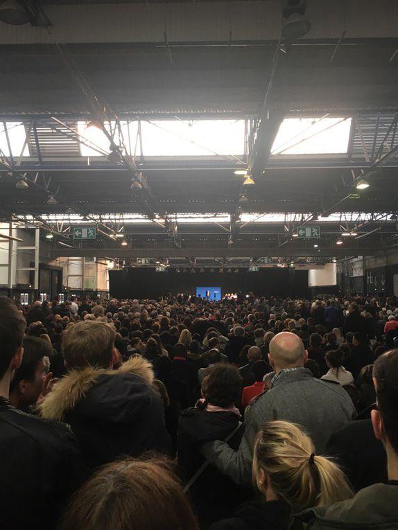 #MacronCaen le 4 mars 2017