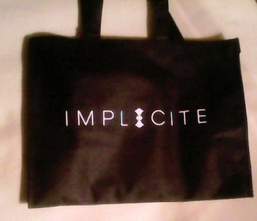 Vous me manquerez : Implicite Lingerie