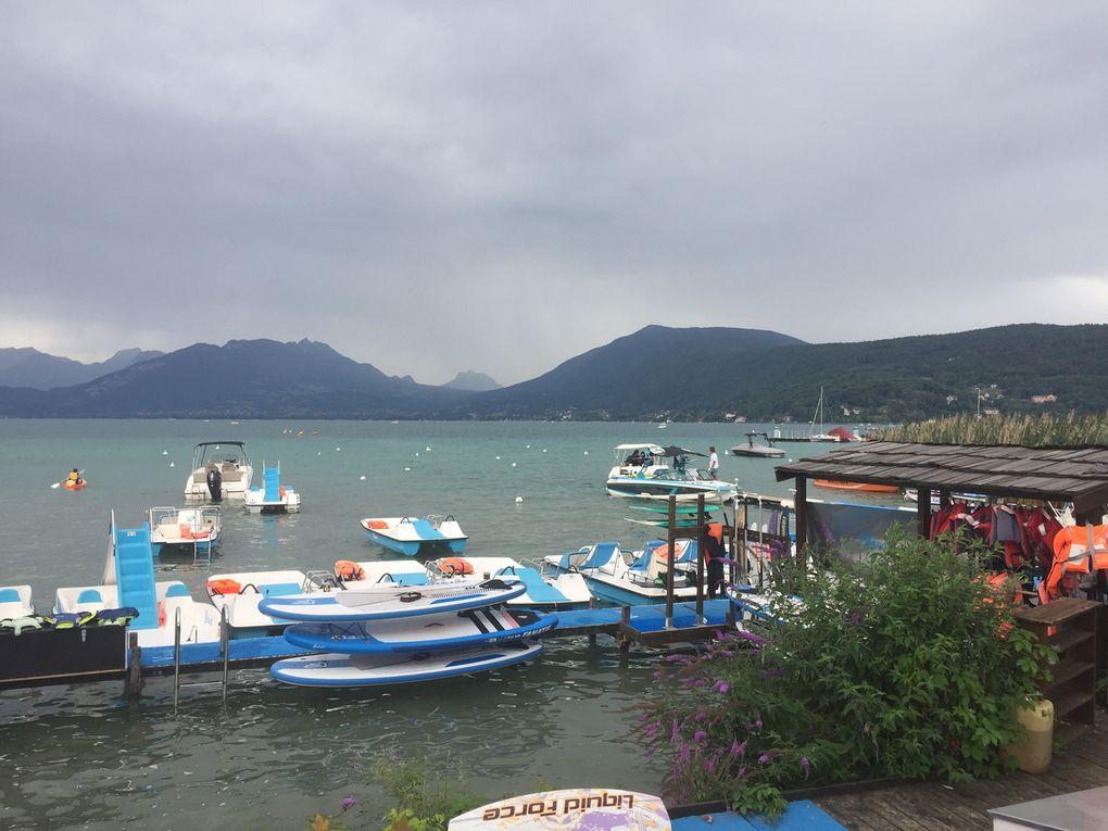 Le Lac d'Annecy (plus de photos dans le lien ci-dessous)