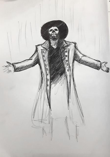 Quelques uns de ses dessins
