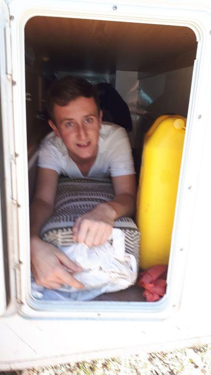 Merric dans le coffre!