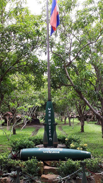 Dernier jour à Siem Reap avant le départ pour le Laos